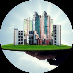 недвижимость circle